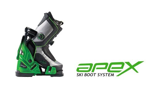 APEX Skischoenen