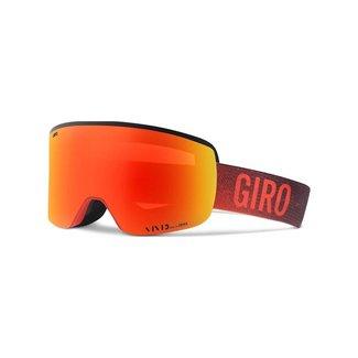 Giro Skibril Axis VIVID Ember