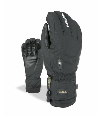Level Snowboard handschoen Fly Black 1031UG.01