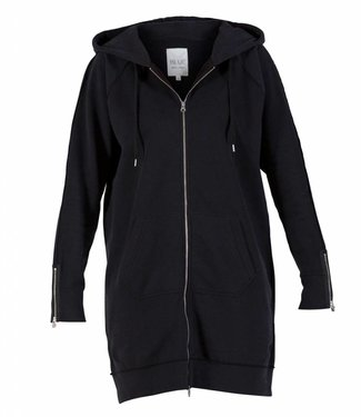 Blue Sportswear Dicte Hood sweat black