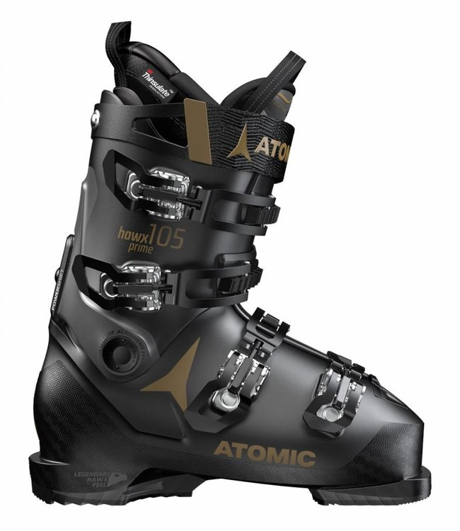 Atomic HAWX PRIME 105 S W Black/Anthracite