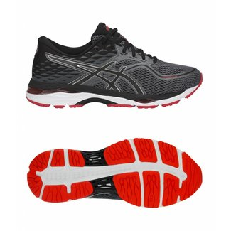 Asics Gel-Cumulus 19 black/carbon/red