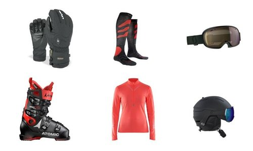 WINTERSPORTCOLLECTIE