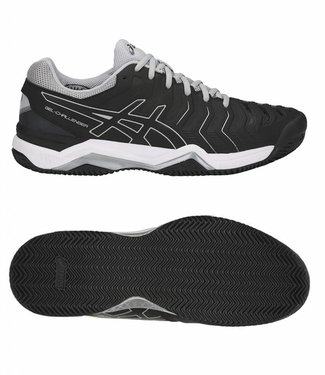 Asics Gel-Challenger 11 Clay Black/Silver