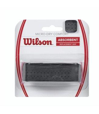 Wilson Wilson Micro-Dry Comfort grip WRZ4211 BK