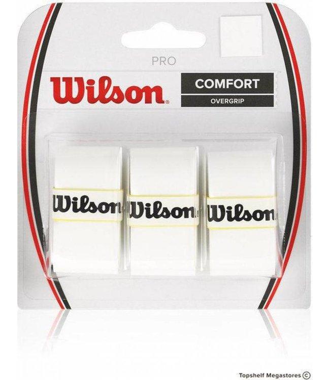 Wilson Wilson Pro Overgrip ComfortWRZ4014WH