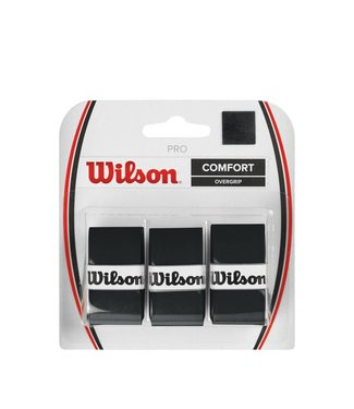 Wilson Wilson Comfort overgrip WRZ4014BK