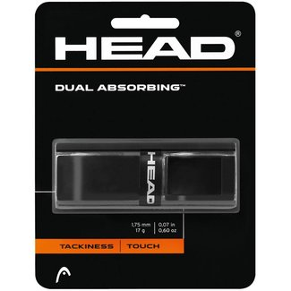Head Dual Absorbing Grip 285034-BK