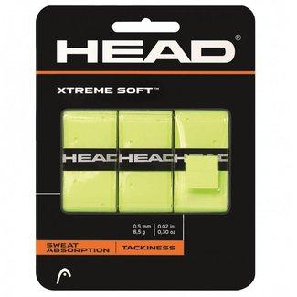 Head Head Xtreme Soft Overgrip 285104 Yellow