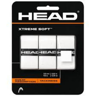 Head Head Xtreme Soft overgrip 285105 White