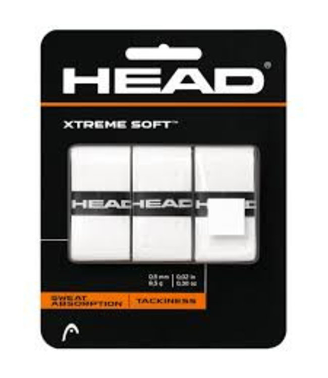 Head Head Xtreme Soft overgrip 285105 White