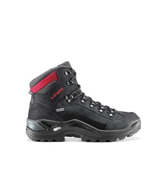 Lowa Renegade GTX W's black/red