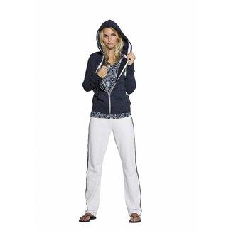 Blue Sportswear Blue Carla Hood Jack 180151 Marine