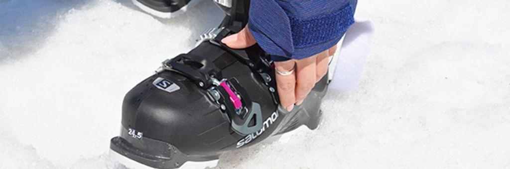 Oorzaken pijnlijke skischoenen
