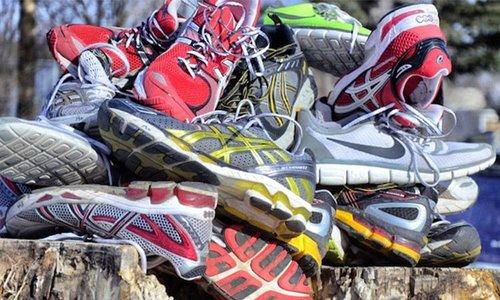 Hoe lang gaan hardloopschoenen mee?