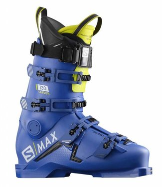Salomon S/MAX 130 Carbon Raceblue/Acid green