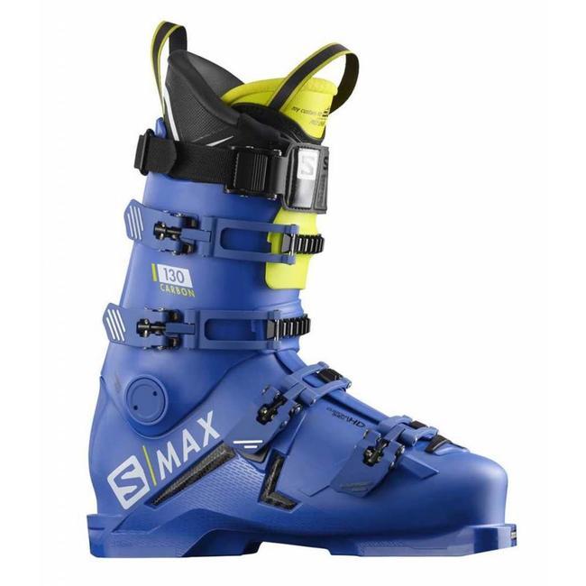 Salomon S/MAX 130 Carbon Raceblue/Acid green