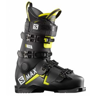 Salomon S MAX 110 Black/Acid Green/White