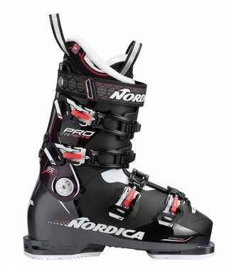 Nordica Pro Machine 95 W black/wine-bordeaux LV