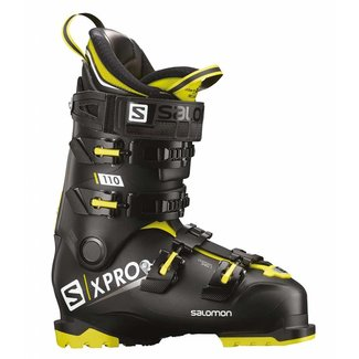 Salomon Salomon X Pro 110 2019 black acid green