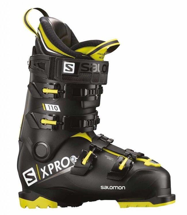 Salomon Salomon X Pro 110 2019 black acid green