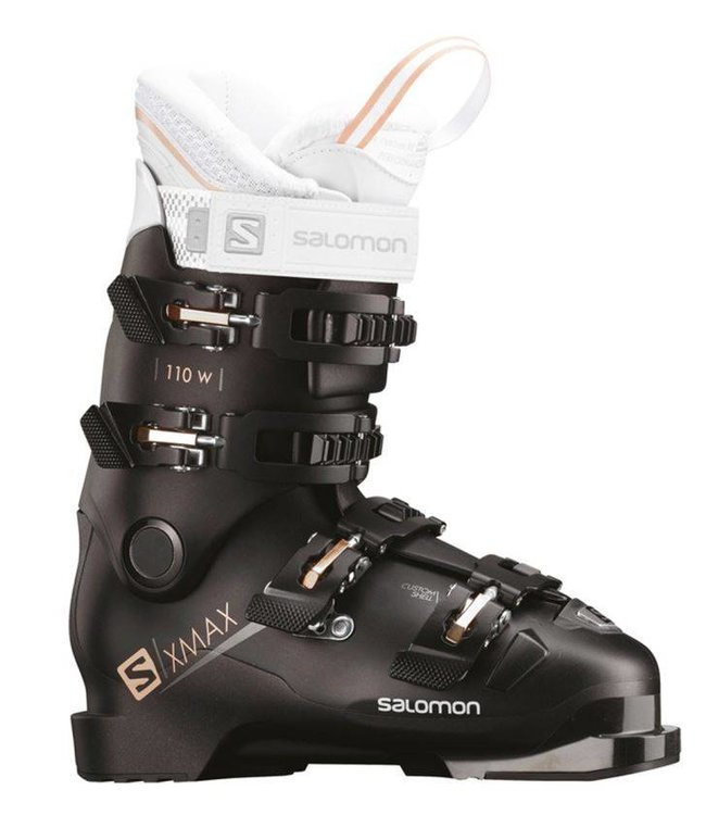 Salomon X Max 110 W Bk/Metablack/Cora