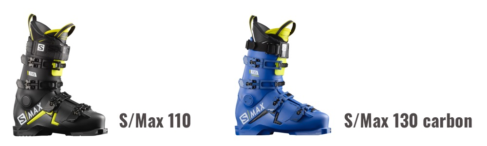 Salomon S Max 110 en 130 carbon 2019