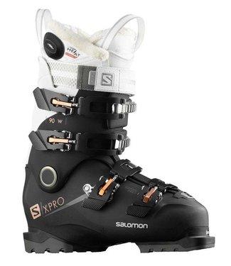 Salomon X Pro 90 W black white