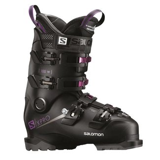 Salomon X Pro 100 W black/purple