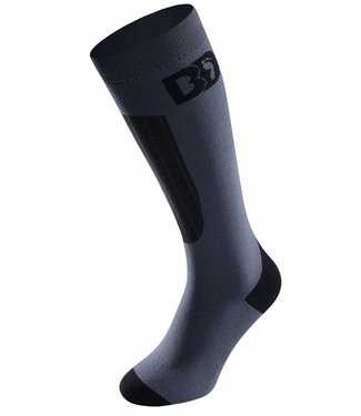 Bootdoc BD Power Fit Socks 50pfi smoke