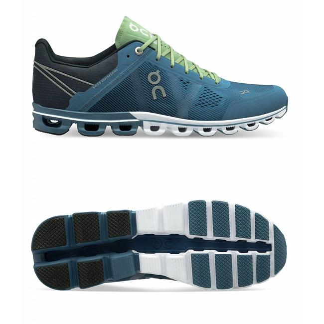 ON Running Cloud Flow men| ON Running | Hardloopschoenen |  Lake Fern