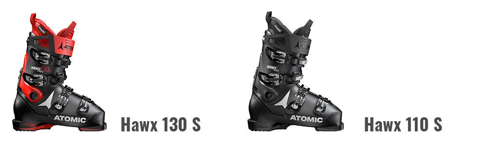 Atomic Hawx Prime 130 S Prime 110 S