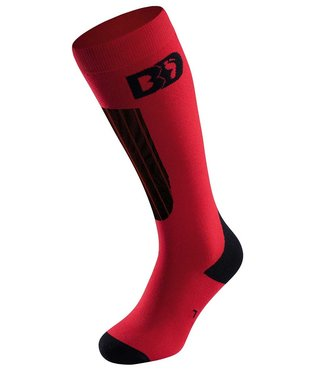 Bootdoc BD Socks Style red Black 50 pfi
