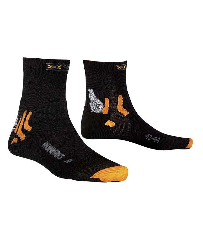 X-Socks Running short zwart X020035