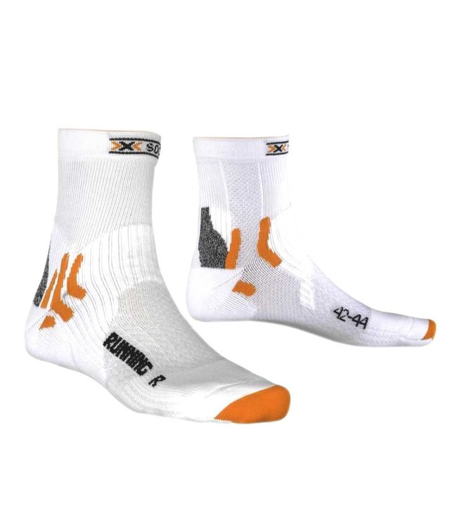 X-socks Running Short X020035 wit