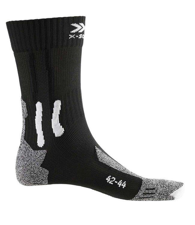 X-Socks Trek outdoor men black/white