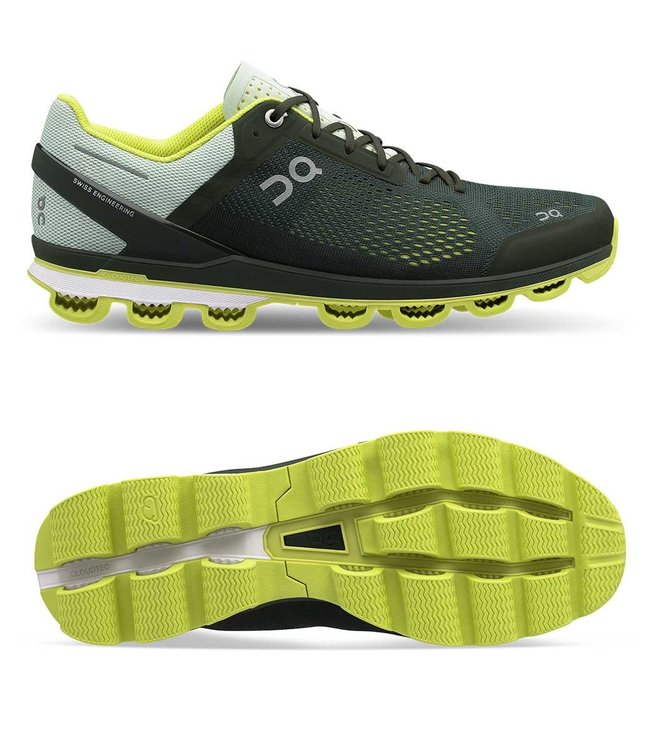 ON Running Cloud Surfer men Jungle/Lime