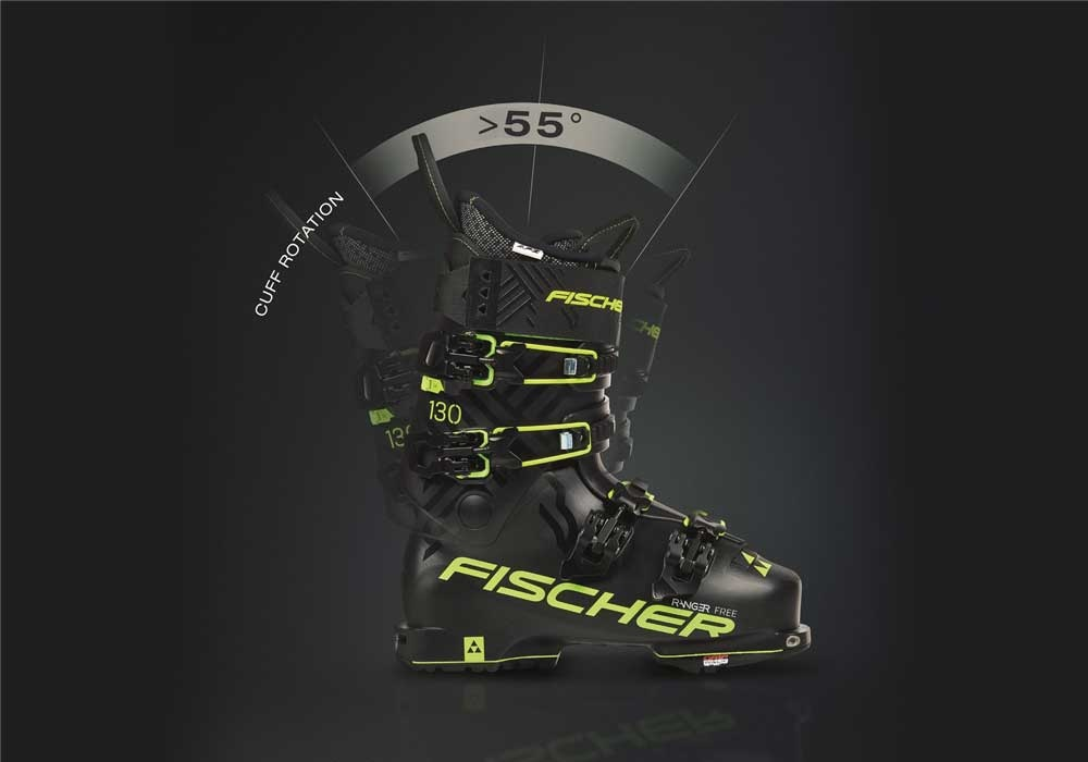 Fischer ski-walksytem ranger one