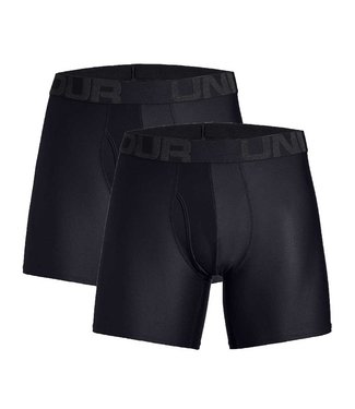 Under Armour Tech 6 inch 2-Pack boxer
