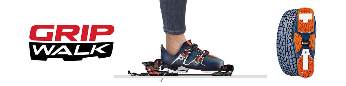 GripWalk bij skischoenen