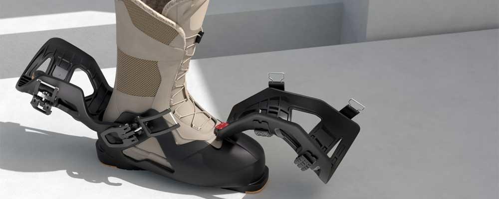 Softboot skischoenen hebben de toekomst