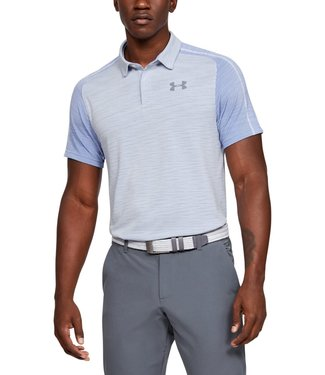 Under Armour UA Tour Tips Seamless Polo 1345458-100