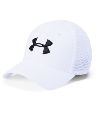 Under Armour UA Classic Mesh Cap white1305017-100