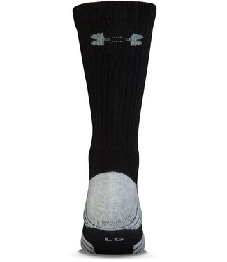 Under Armour UA Heatgear tech Training Crew Sock 3-pack