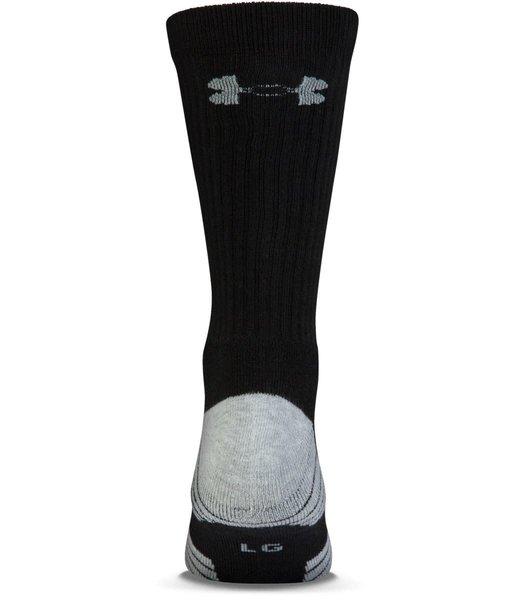 Under Armour UA Heatgear tech Training Crew Sock 3-pack