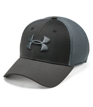 Under Armour UA Classic Mesh Cap Gry 1305017-010