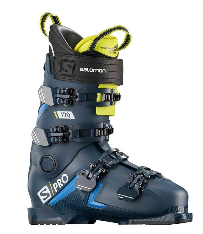 Salomon S/Pro 120  petrol/race blue