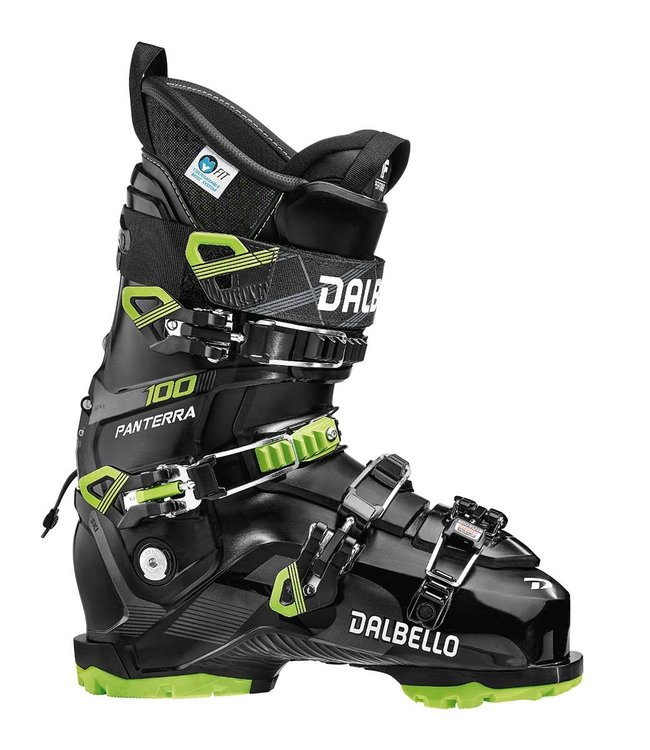 Dalbello Panterra 100 GW black/lime