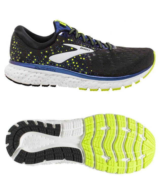 Brooks Glycerin 17 | Black/Blue/Nightlife