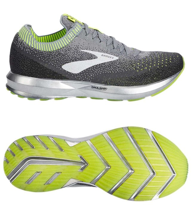 Brooks Levitate 2 Grey/Nightlife/Black